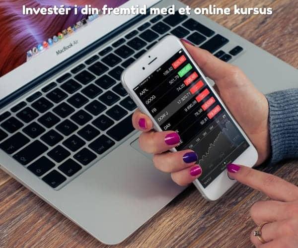 Investér i din fremtid med et online kursus